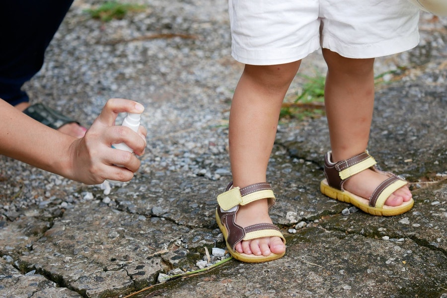 Mosquito Protection For Kids