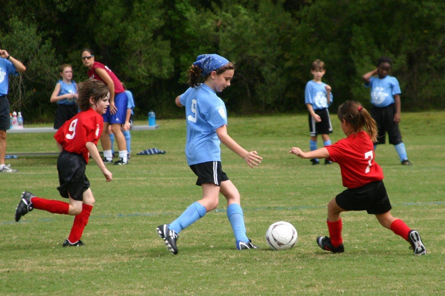 Sports Injuries in Children