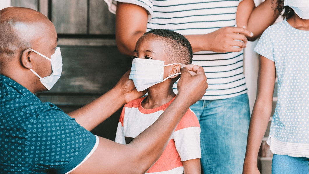 How to Wear a Mask in 2021: A Guide for Kids and Families