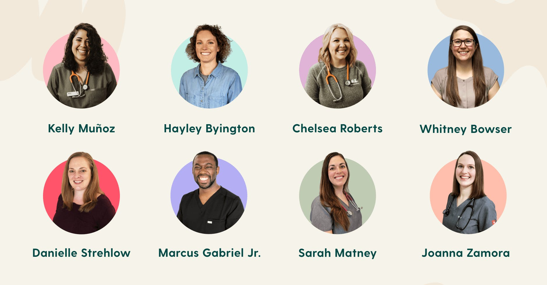 Meet our growing team of providers