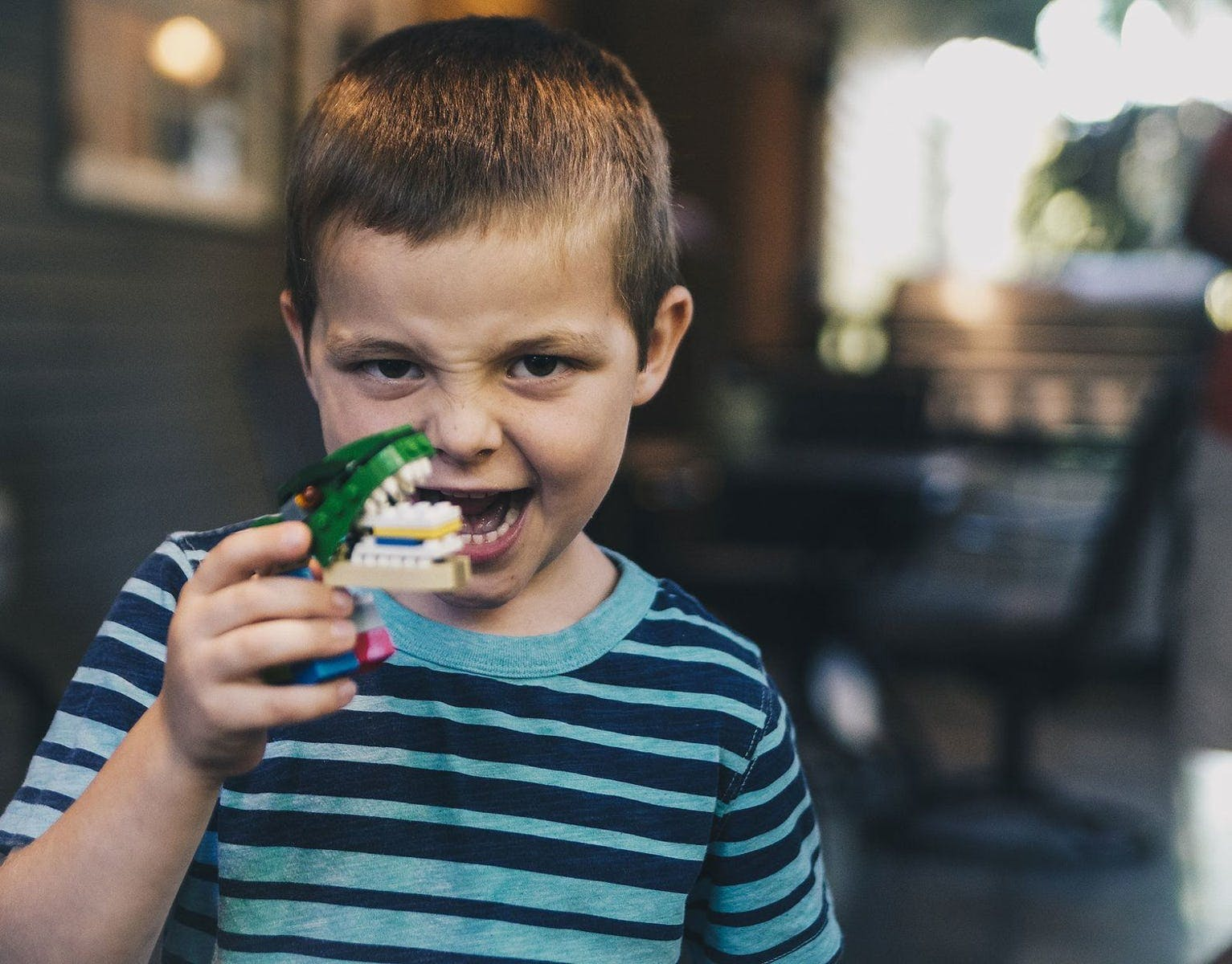 Mouth Injuries In Children