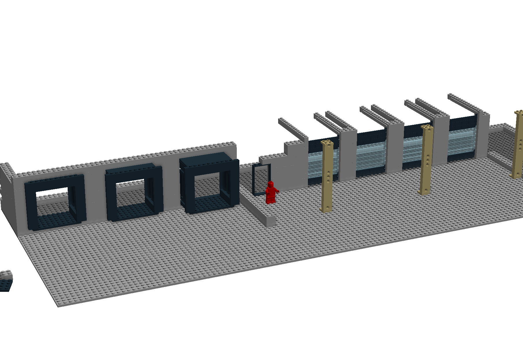 Initial MOC creation with clear resemblance of YOYO Global Freight