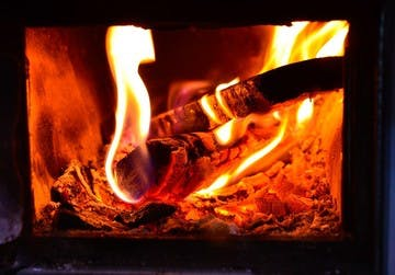 Tubage cheminée et poele