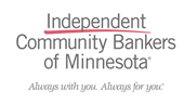 Logo for Independent Community Bankers of Minnesota