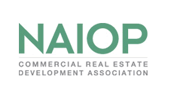 Logo for NAIOP - Commercial Real Estate Development Association