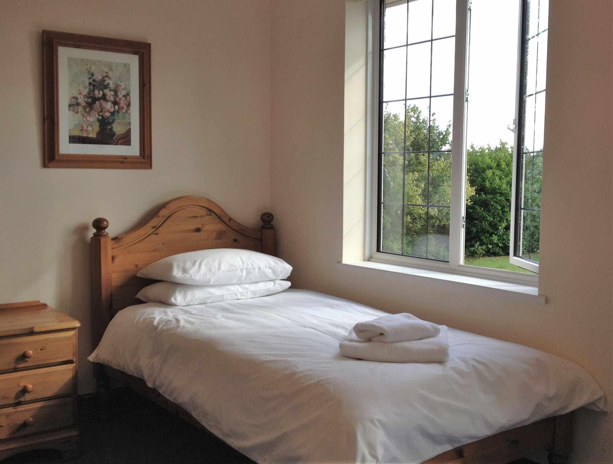 Student Residence Bedroom