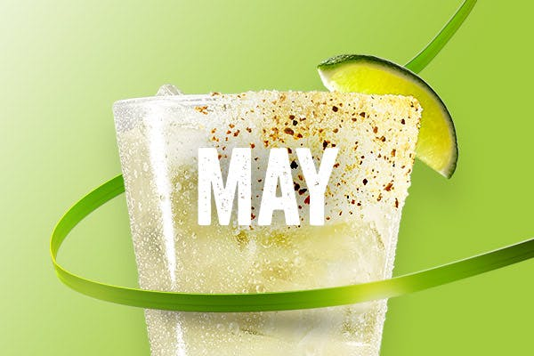 Chili's Margarita of the Month | Cheers to Patron | May