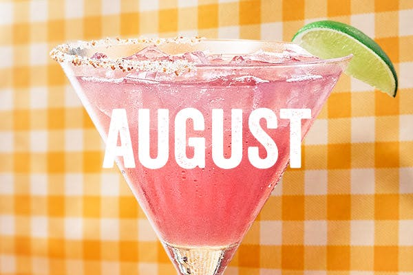 Chili's Margarita of the Month | Blackberry Tito-Rita | August