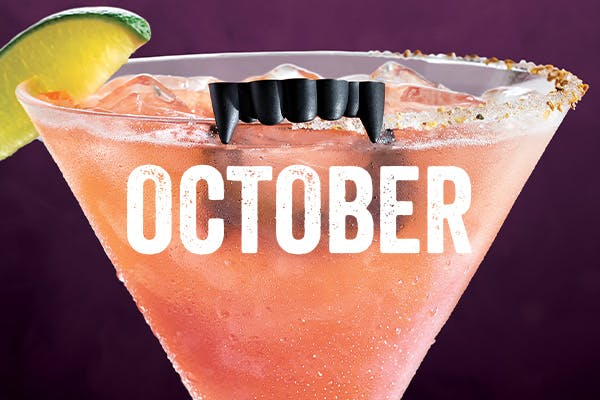 Chili's Margarita of the Month | Fangtastic 'Rita | October