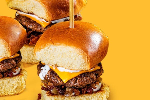 Chili's National Burger Day specials featuring burger bites
