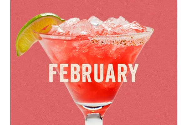 The Grand Romance - Enjoy Chili's February $5 Margarita of the month special