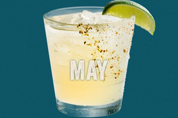 The Tequila Trifecta - Enjoy Chili's May $5 Margarita of the month special