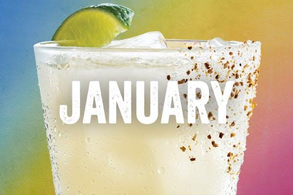 The Tequila Trifecta 'Rita - Chili's January Margarita of the Month