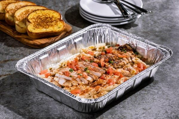 Cajun Chicken Pasta Party Platter – Small