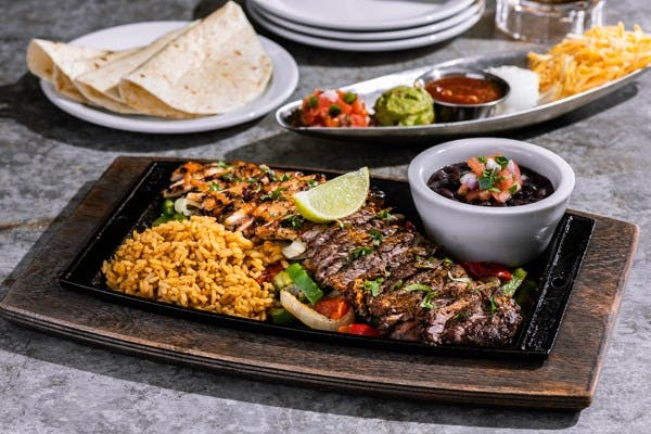 Mix & Match Fajitas