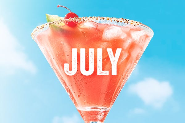 Chili's Margarita of the Month | Captain's Stay-Cay | July
