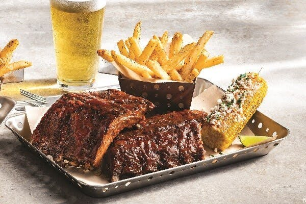 Original Full Order Ribs