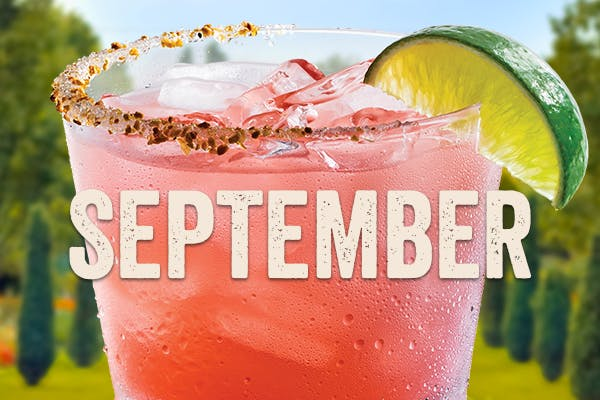 Crown Apple Crisp $5 Margarita of the Month from Chili's