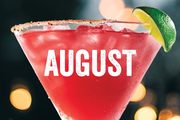 Tito's Cosmo 'Rita $5 Margarita of the Month from Chili's