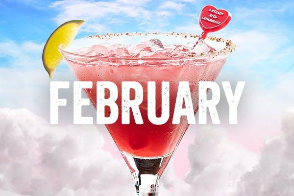 Chili's Margarita of the Month | Grand Romance | February