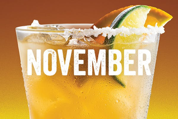 Chili's Margarita of the Month | Hennessy's Harvest | November