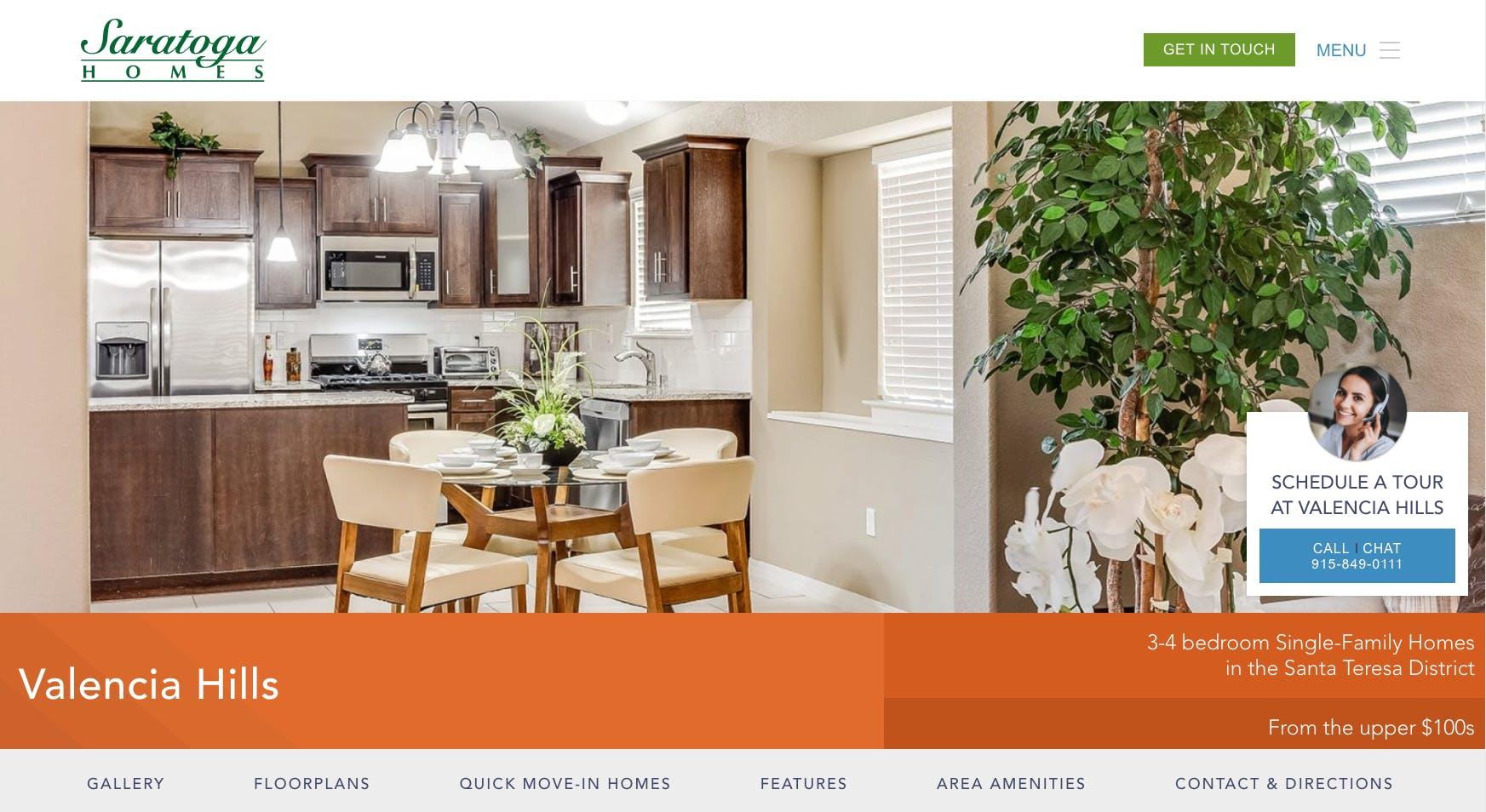 Homebuilder Sites