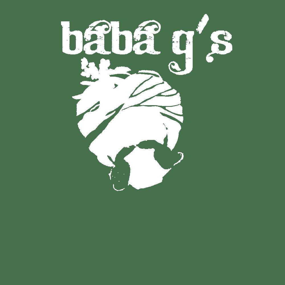 Baba G's Bhangra Burger logo