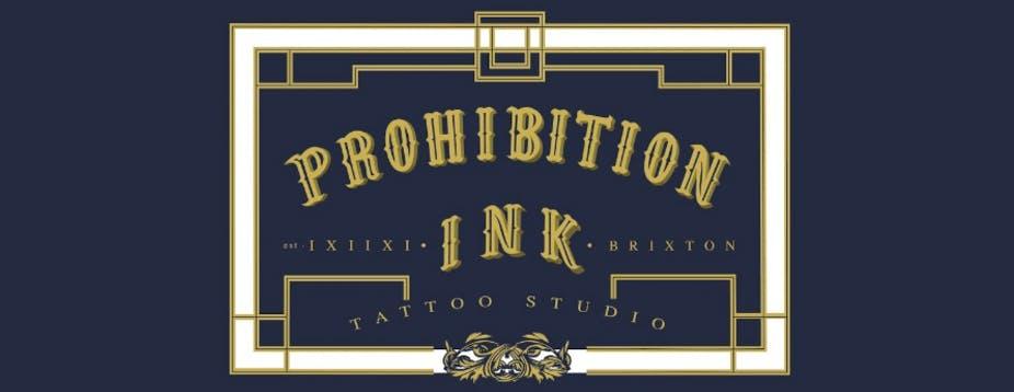 Prohibition Ink Tattoo Studio logo