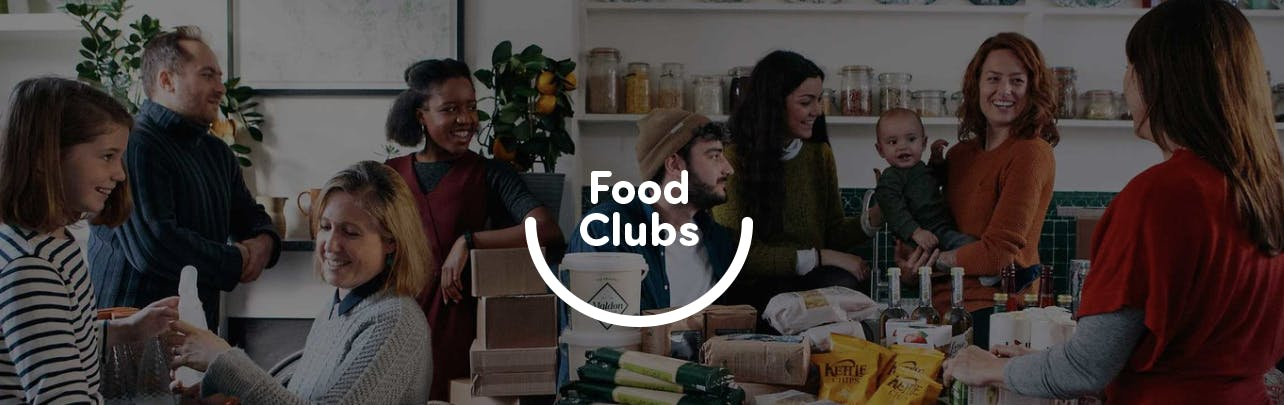 Food clubs logo