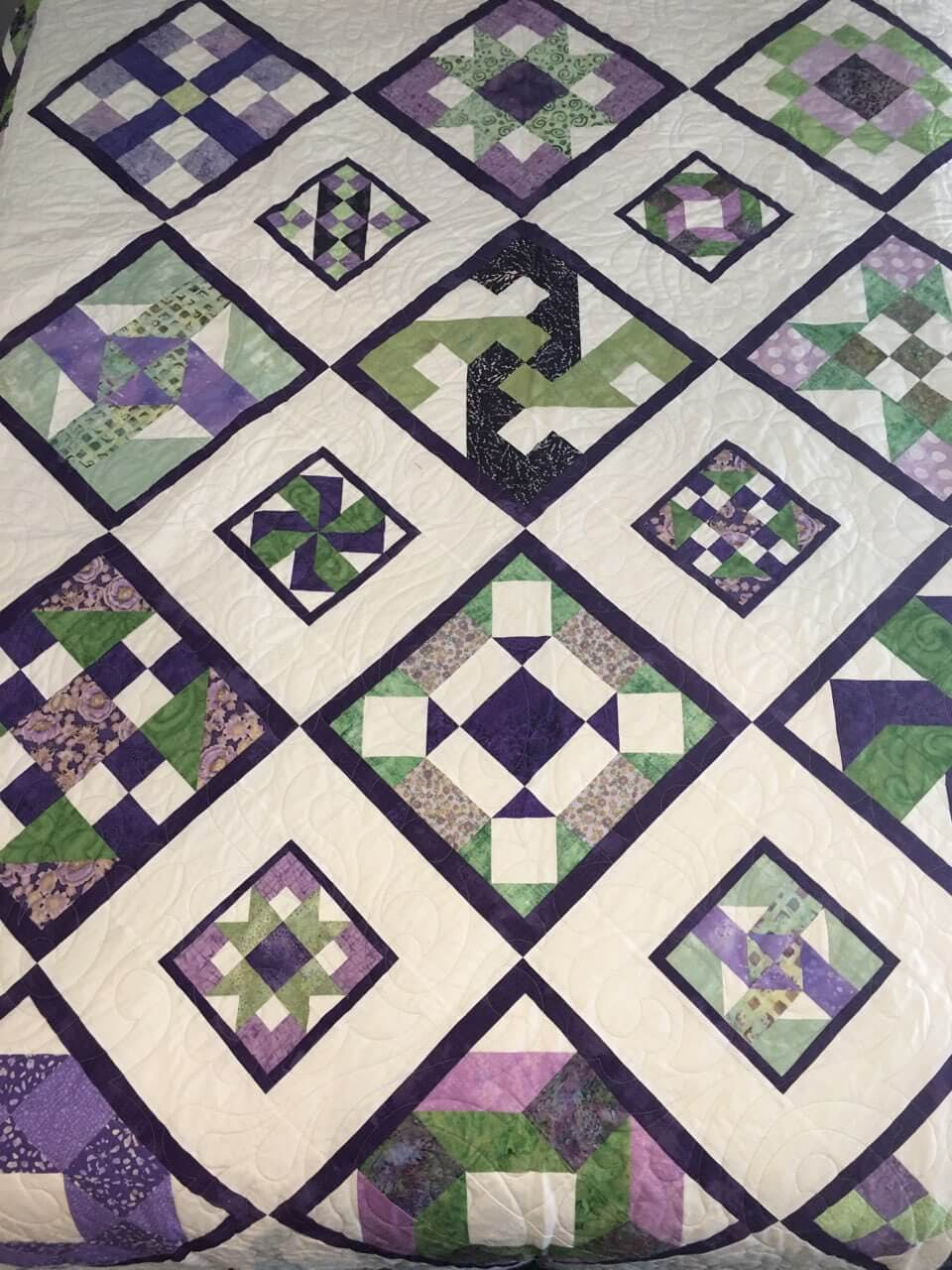 New quilts are being donated