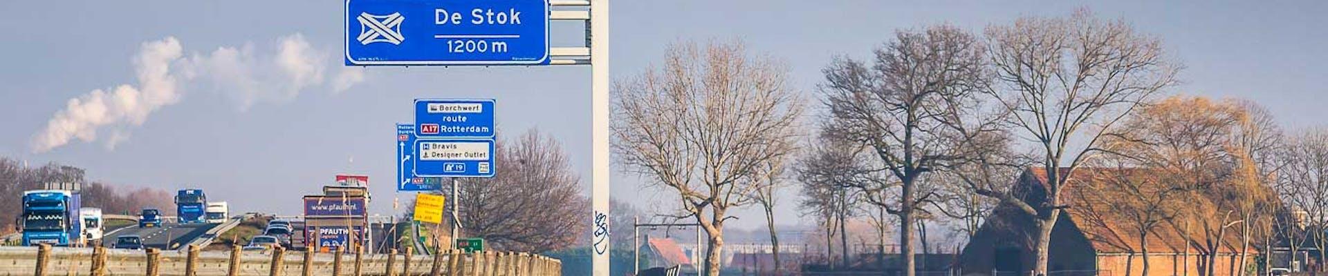 Snelweg Roosendaal