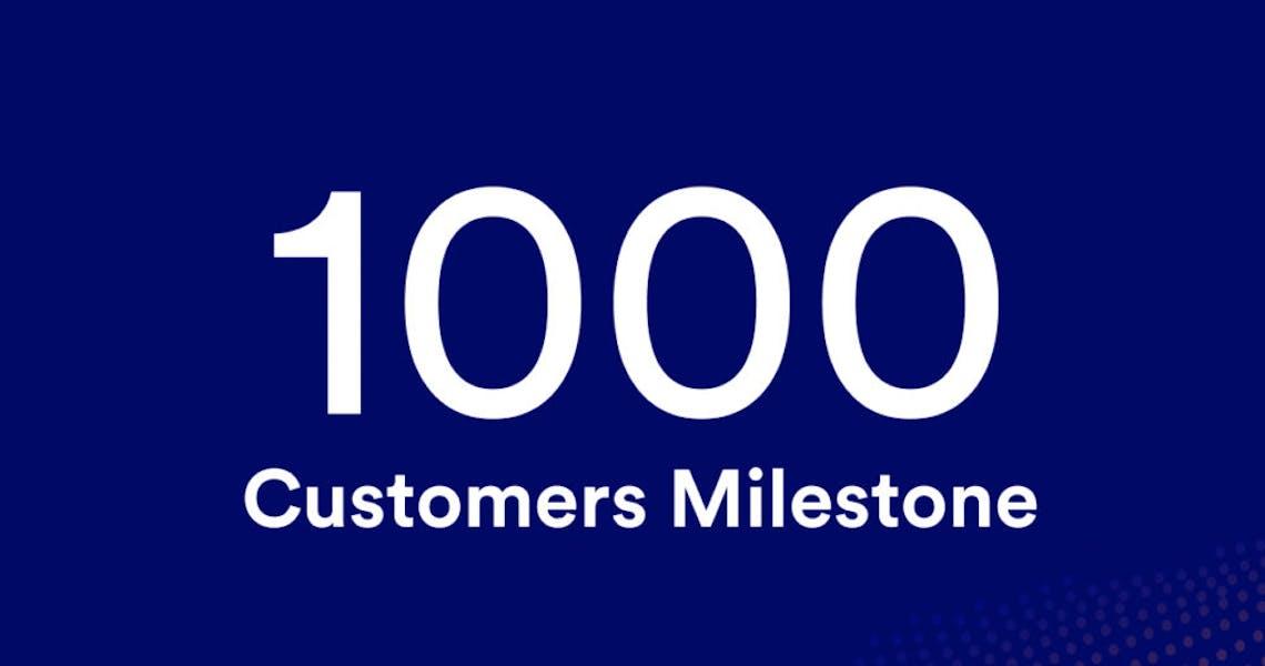 Bunnyshell reaches 1,000 customers image