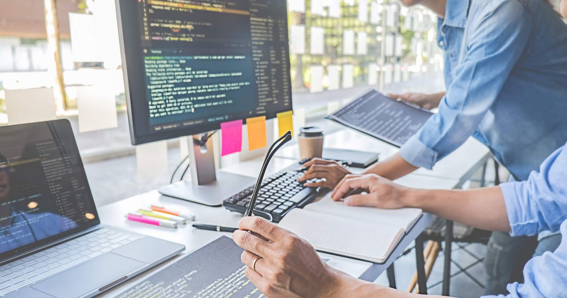 What Is a Dev Training Environment & How to Use them Efficiently image