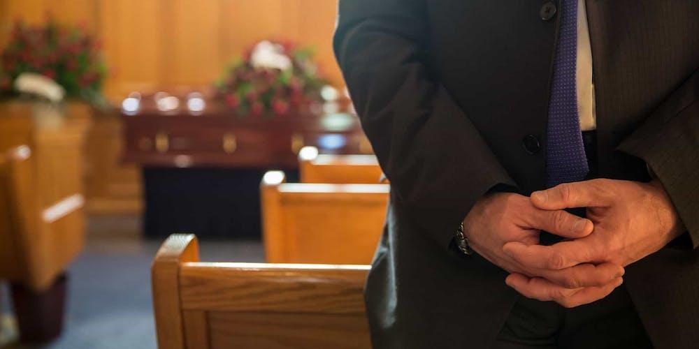 funerale morte