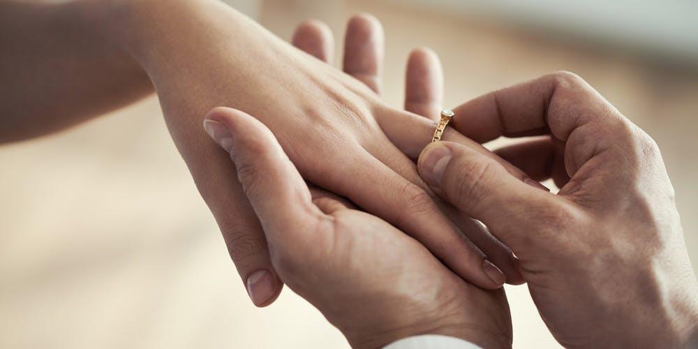 certificato di matrimonio