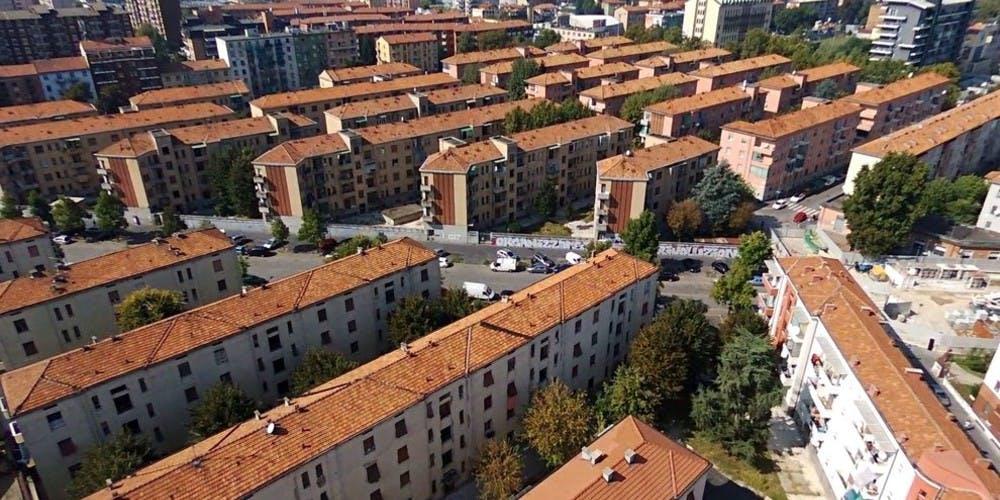 Milano e Alloggi Pubblici