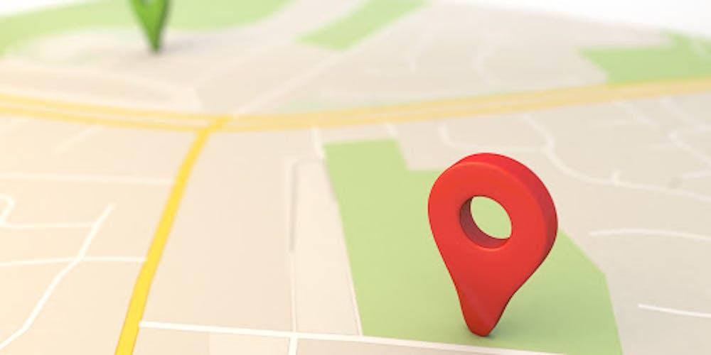 mappa localizzazione