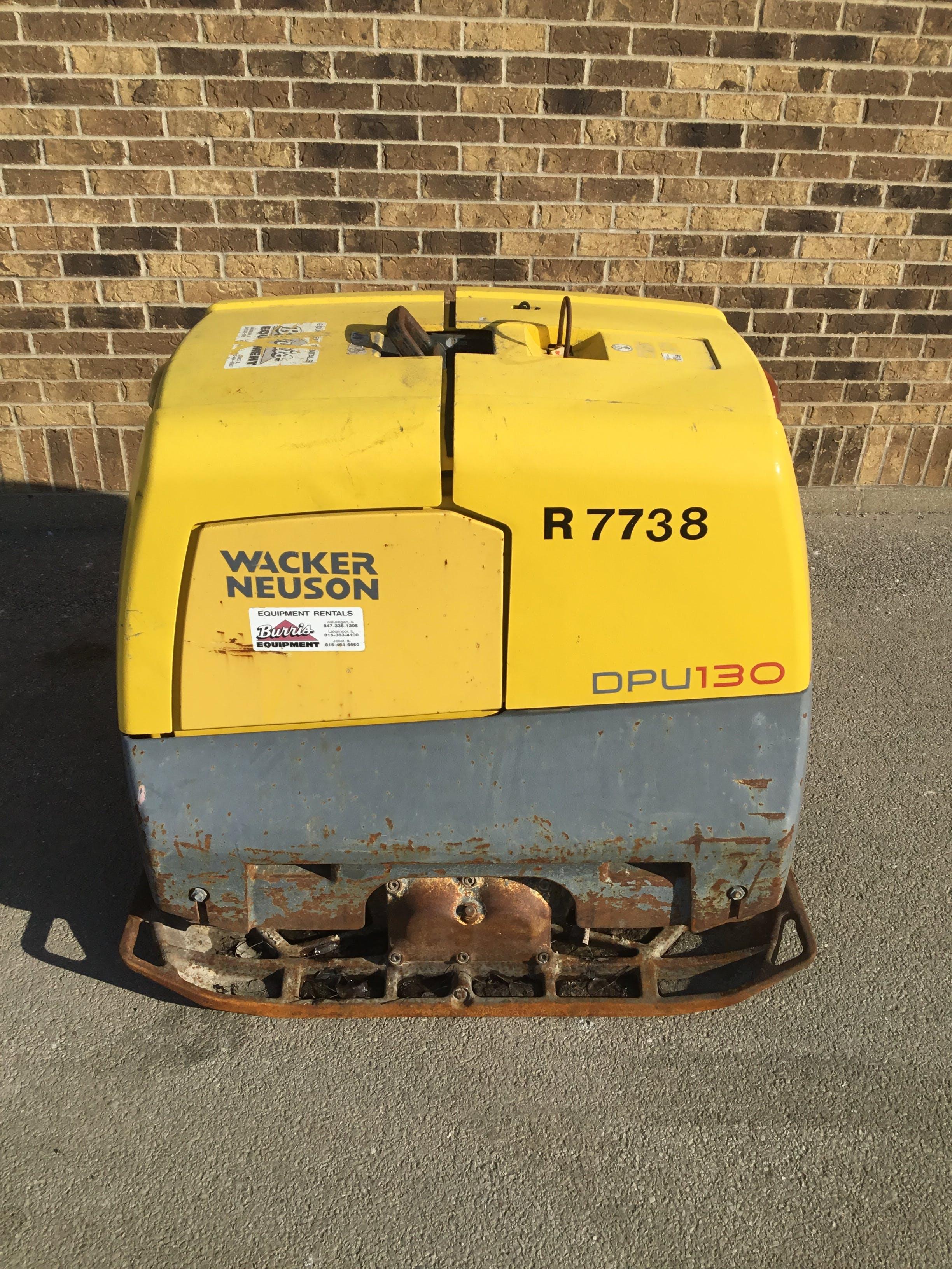Wacker Neuson DPU130LE 0
