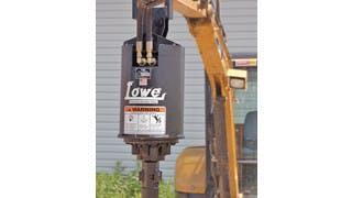 Lowe Auger TLB/KX080 Bracket 0