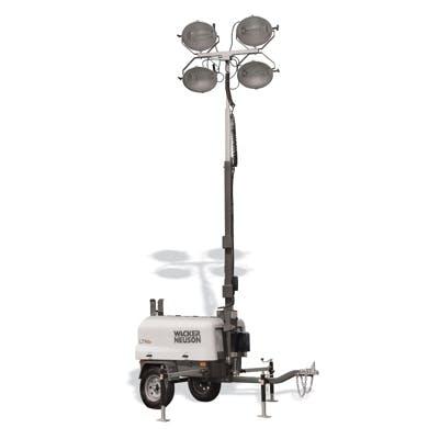 6000 Watt Diesel Light Tower 0