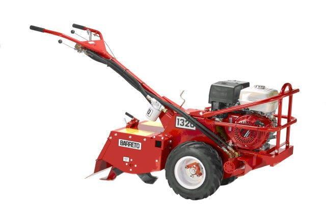 Barreto 13 hp Rear Tine Tiller 0