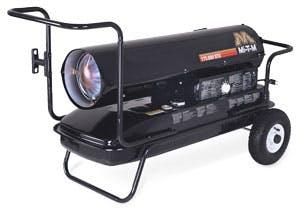 Mi-T-M 175,000 BTU Heater