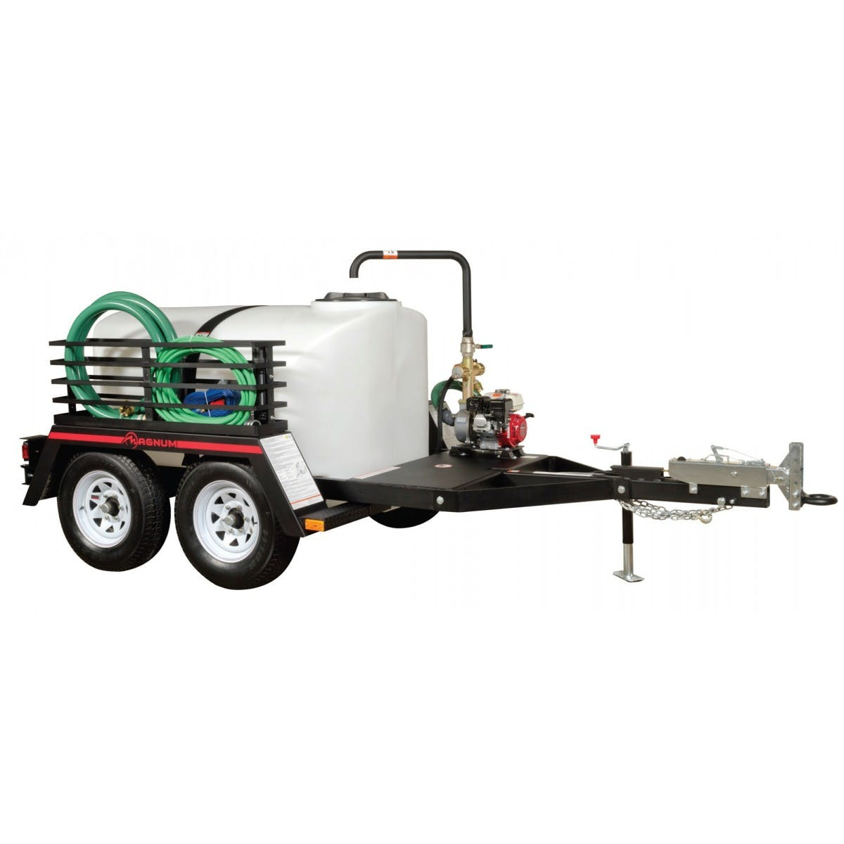500 Gallon Water Trailer 0