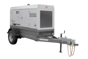 Wacker Neuson 58K Generator 0