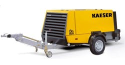 Kaeser 375 CFM Compressor 0