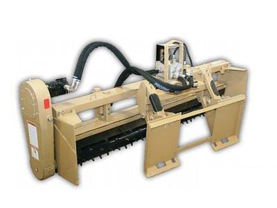 Landpride Power Box Rake 0
