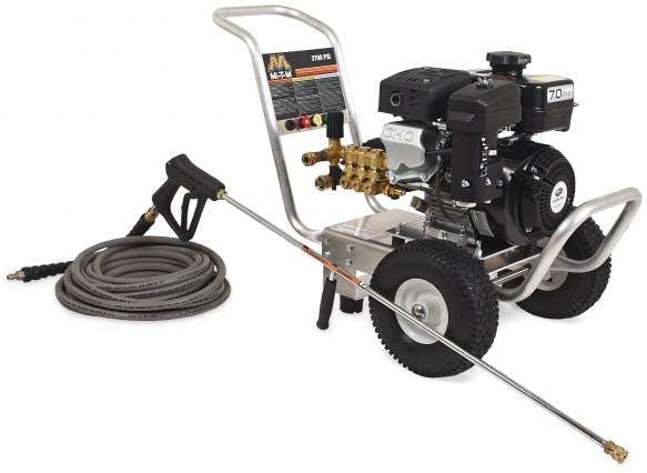 Cold Water 2500 psi Pressure Washer 0