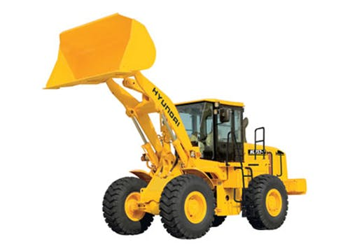 Hyundai HL757 Wheel Loader 0