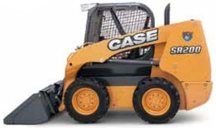 Case SR200 0