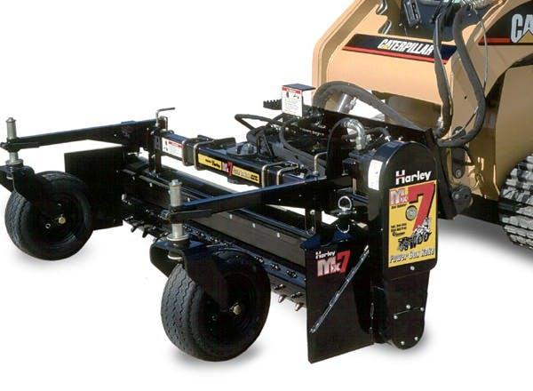 Harley Power Box Rake 0